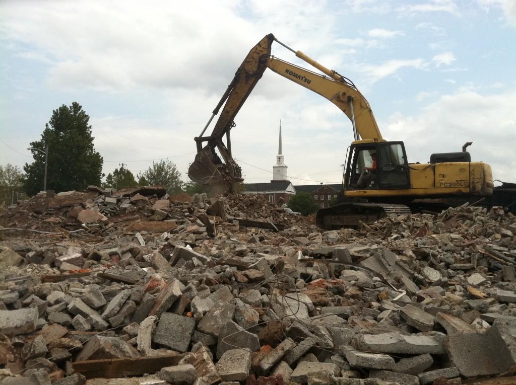Demolition | Building Demolition Service
